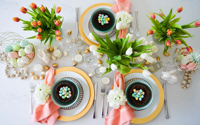 Happy Easter – Welcome to my table!